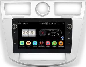 Штатная магнитола Chrysler Sebring III 2006-2010 LeTrun BPX609-1091 на Android 10 (4/64, DSP, IPS, с голосовым ассистентом, с крутилками)