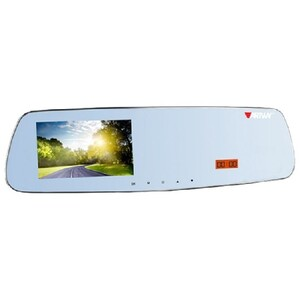 Накладка на зеркало с видеорегистратором Artway MD-163