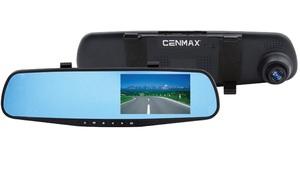 Зеркало накладка с видеорегистратором Cenmax FHD-600