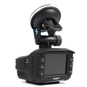 Видеорегистратор с радар-детектором Subini STR XT-6