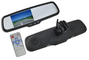 Зеркало видеорегистратор SWAT VDR-FR-27