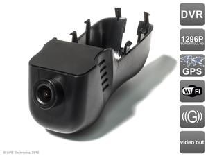 Штатный автомобильный Ultra HD (1296P) видеорегистратор с GPS AVS400DVR (#102) для VOLKSWAGEN