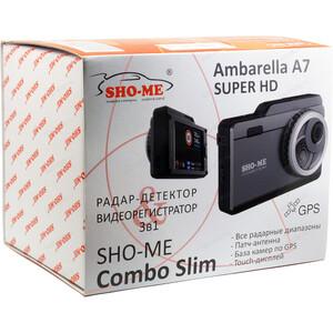 Sho-Me Combo Slim