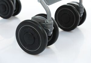 Комплект колес для коляски Maclaren Techno XT Front + Rear Wheels