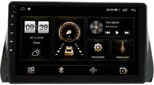 Штатная магнитола LeTrun 4165-10-684 для Toyota Prius IV (XW50) 2015-2021 на Android 10 (4G-SIM, 3/32, DSP, QLed)