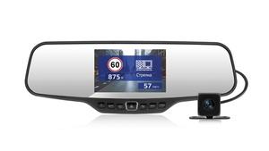 Видеорегистратор в зеркале Neoline G-Tech X27 (2 камеры)