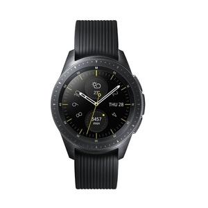 "Смарт-часы Samsung Galaxy Watch 42мм 1.2"" Super AMOLED черный (SM-R810NZKASER)"
