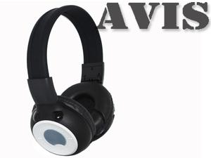 Беспроводные ИК наушники AVEL AVS005HP (двухканальные)