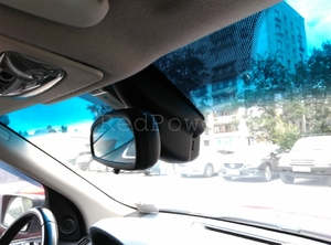 Видеорегистратор в штатное место RedPower DVR-LR-A для Land Rover, Jaguar XJ