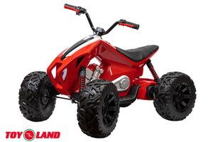 Детский квадроцикл Toyland ATV YAF 7075 красный
