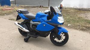 Детский мотоцикл Toyland BMW K 1300S Синий