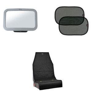 Комплект аксессуаров Britax Romer (накладка на сидение, зеркальце, 2 солнцезащитные шторки)