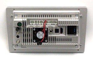 Штатная магнитола Suzuki Swift III 2004-2010 LeTrun 4165-1024 на Android 10 (4G-SIM, 3/32, DSP, QLed)