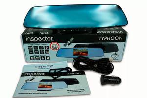 Видеорегистратор Inspector Typhoon