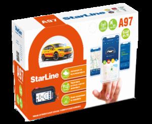 Автосигнализация StarLine A97 GSM GPS