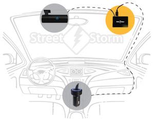 GPS модуль CVR-GP5 для Street Storm CVR-A7525-W