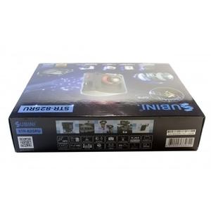 Видеорегистратор с радар-детектором Subini STR-825RU GPS/ГЛОНАСС