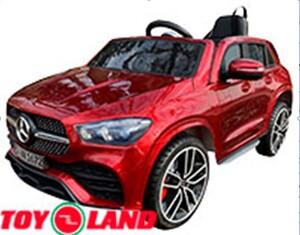 Детский автомобиль Toyland Mercedes-Benz GLE 450 красный