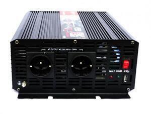 Преобразователь напряжения AcmePower AP-DS3000/24 (24В, 3000Вт, usb)