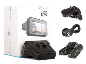 Видеорегистратор с радар детектором Blackview COMBO 3