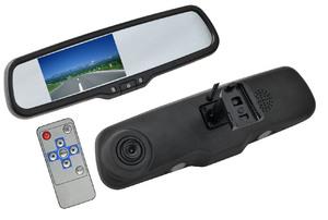 Зеркало c видеорегистратором SWAT VDR-TY-02