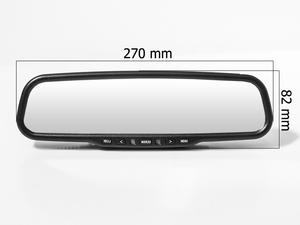 Зеркало заднего вида со встроенным видеорегистратором AVEL Electronics AVS0475DVR (V2.0)