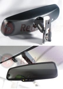 Видеорегистратор в штатное место RedPower DVR-TOY2-N для Toyota, Lexus, Kia, Hyundai
