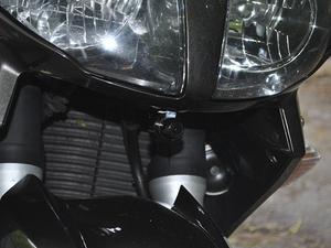 Видеорегистратор для мотоцикла с двумя камерами AVEL AVS1080BOX