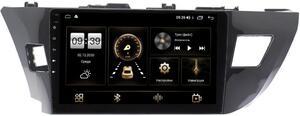 Штатная магнитола Toyota Corolla XI 2013-2015 LeTrun 4165-1026 на Android 10 (4G-SIM, 3/32, DSP, QLed) (для авто с камерой)