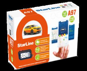 Автосигнализация StarLine A97 GSM