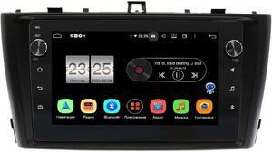 Штатная магнитола Toyota Avensis III 2009-2015 LeTrun BPX609-9170 на Android 10 (4/64, DSP, IPS, с голосовым ассистентом, с крутилками)