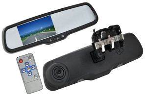 Зеркало c видеорегистратором SWAT VDR-VW-16