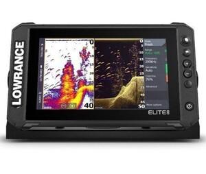 Lowrance Elite FS 9 с датчиком Active Imaging 3-в-1