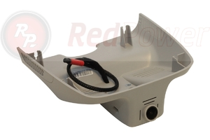 Видеорегистратор в штатное место RedPower DVR-MBG2-N для Mercedes GLK светло серый