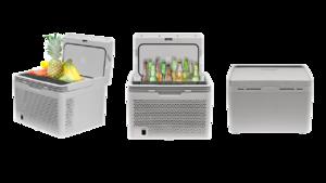Kомпрессорный автохолодильник Alpicool C10 (white) (12/24/В)