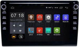 Штатная магнитола LeTrun 3149-10-732 для Peugeot 208 I, Peugeot 2008 2013-2019 на Android 10 (DSP 2/16 с крутилками)
