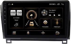 Штатная магнитола Toyota Tundra II, Sequoia II 2008-2021 LeTrun 4165-1055 на Android 10 (4G-SIM, 3/32, DSP, QLed) (с усилителем JBL)