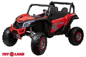 Детский багги Toyland 24V ХМХ 613 4х4 красный