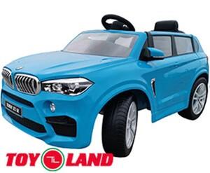 Детский автомобиль Toyland BMW X5M синий