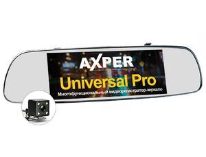Видеорегистратор в зеркале AXPER Universal Pro (Android)