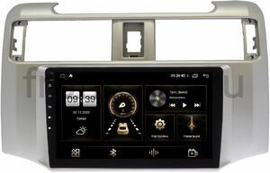 Штатная магнитола LeTrun 4166-9380 для Toyota 4Runner V 2009-2021 на Android 10 (4G-SIM, 3/32, DSP, QLed)