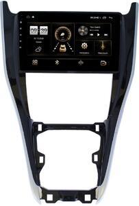 Штатная магнитола LeTrun 4165-1092 для Toyota Harrier III (XU60) 2013-2021 на Android 10 (4G-SIM, 3/32, DSP, QLed)