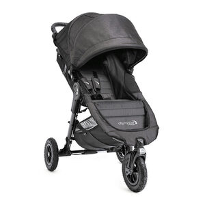 Коляска Baby Jogger City Mini GT Charcoal + Бампер BELLY BAR Mounting Brackets