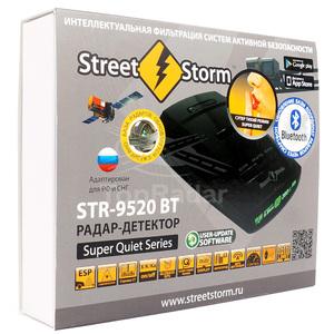 Street Storm STR-9520BT