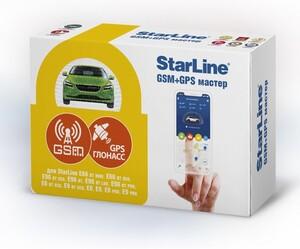 Модуль StarLine GSM+GPS Мастер 6 для E серии