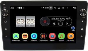 Штатная магнитола LeTrun BPX609-1030 для Chevrolet Aveo I, Captiva I, Epica I 2006-2012 на Android 10 (4/64, DSP, IPS, с голосовым ассистентом, с крутилками)