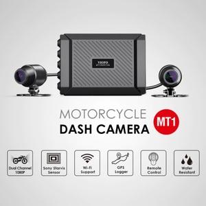 VIOFO MT1 - видеорегистратор для мотоцикла уже в продаже!
