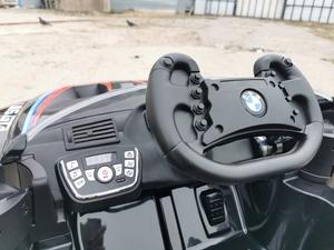 Детский автомобиль Toyland BMW М6 GT 3 чёрный
