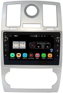 Штатная магнитола Chrysler 300C I 2004-2011 LeTrun BPX609-9112 на Android 10 (4/64, DSP, IPS, с голосовым ассистентом, с крутилками)