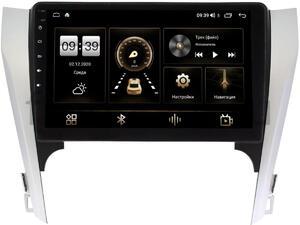 Штатная магнитола Toyota Camry V50 2011-2014 LeTrun 4165-10-169 на Android 10 (4G-SIM, 3/32, DSP, QLed) (для авто без камеры)